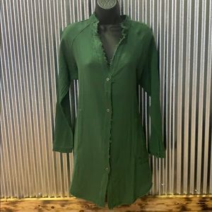 Olive Dress/Tunic
